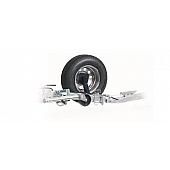Demco RV Spare Tire Carrier RKSTM