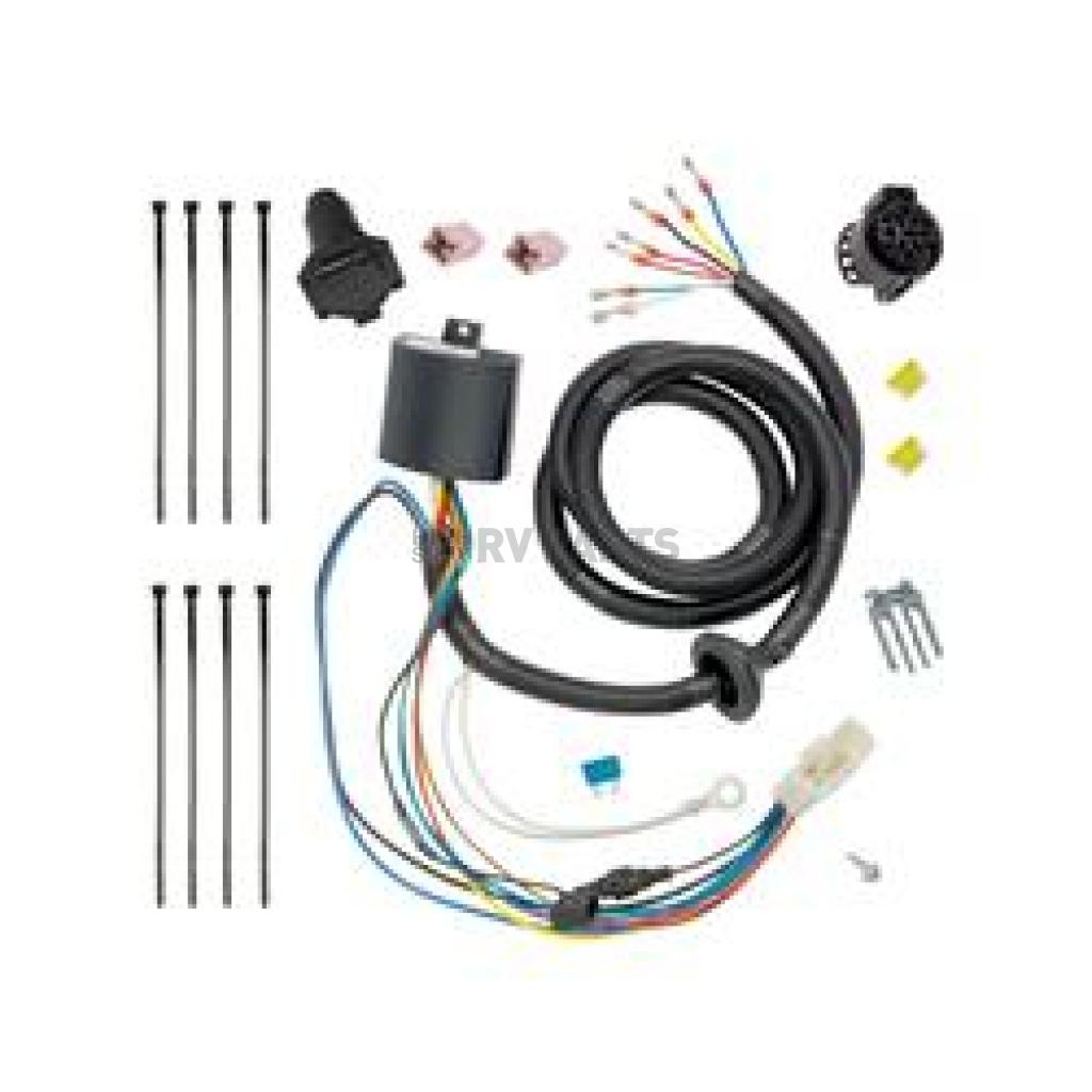 Tekonsha Trailer Wiring Connector 118286