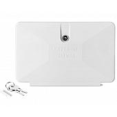 Dura Faucet Exterior Shower Door Only White DF-SA170D-WT