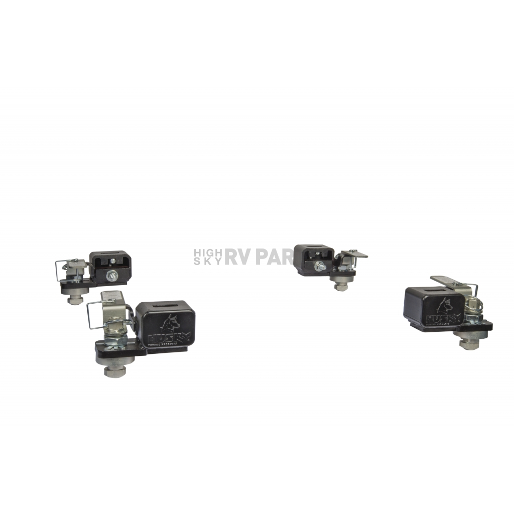 husky towing fifth wheel rail adapter kit 33056 chevy gmc