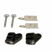Blue Ox Tow Bar Adapter Triple Lug for Aventa, Aladdin Alpha, Acclaim, Allure and KarBar - BX88154