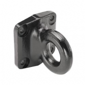 """Tow Ready Lunette Ring 2-1/2"""" Diameter with 4 Bolt Flange - 42K - 63023"""