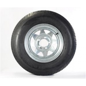 Americana Tire and Wheel Tire/ Wheel Assembly 3S650