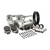 Viair 400C Air Compressor Dual Value Pack 150 PSI Stationary - 40013