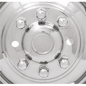 Dicor Corp. Wheel Simulator Axle Cover V160FO-RAS