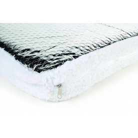 Camco 14 Inch x 14 Inch Roof Vent Reflective Insulation 45192