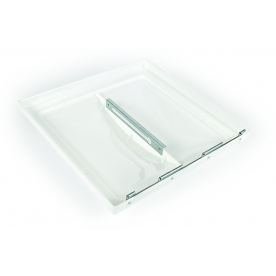 """Camco 14"""" x 14"""" Roof Vent Lid Jensen With Pin Hinge Manufactured Prior To 1994 White 40154"""