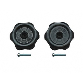 AP Products Roof Vent Crank Handle for RV Windows (Set of 2) 013-186-2