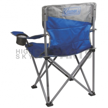 Coleman Company Quad Chair Blue And Gray - 2000026491-1