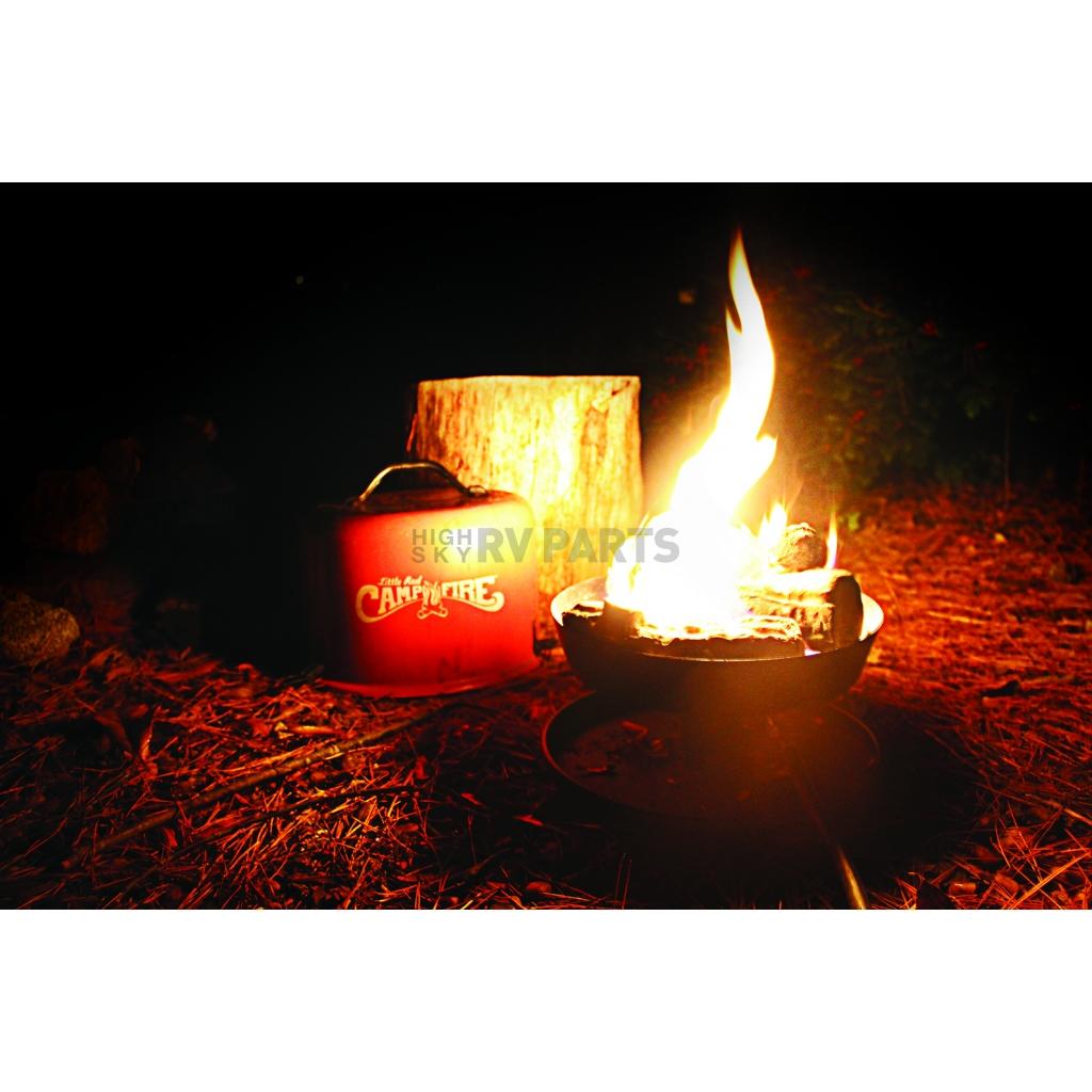 Camco Propane Campfire Round 58031 Highskyrvparts Com
