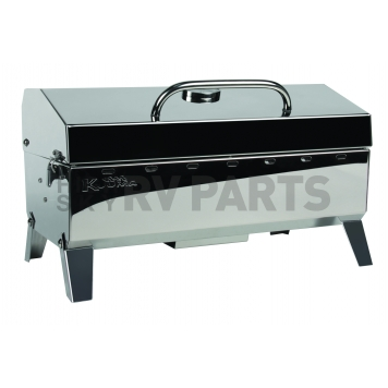 Camco Barbeque Stainless Steel Propane Grill - 58131