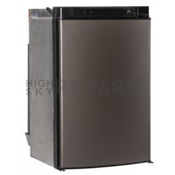 Norcold Refrigerator / Freezer - Stainless Steel - 3.7 Cubic Feet - N4104AGL
