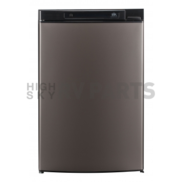 Norcold Refrigerator / Freezer - Stainless Steel - 3.7 Cubic Feet - N4104AGL-2