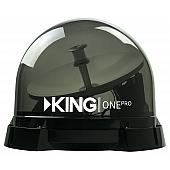 King Satellite DIRECTV SD/ DISH HD/SD And BELL TV HD/ SD TV Antenna - KOP4800