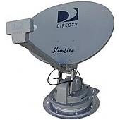 Winegard Trav'Ler Satellite TV Antenna Gray - SK-SWM3