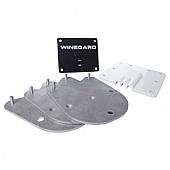 Winegard Satellite TV Antenna Mount Kit for Carryout G2/ Pathway X1 - RK-2000