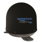 Winegard RoadTrip In-Motion T4 Satellite TV Antenna - Black - RT2035T