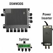 Winegard Satellite TV Antenna Multi-Switch Kit - SWM-D30