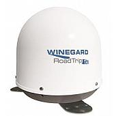 Winegard RoadTrip Mission T4 In- Motion Satellite TV Antenna - RT2000T