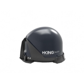 King Quest Portable Satellite TV Antenna for BELL Receiver In Canada - VQ4200