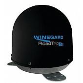 Winegard RoadTrip T4 In-Motion Automatic Satellite TV Antenna - Black - RT2035T EXPO16