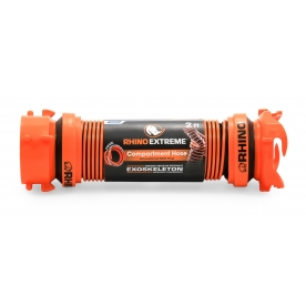 Camco RhinoEXTREME Compartment Sewer Hose 2' Length - with Swivel Fittings 39855