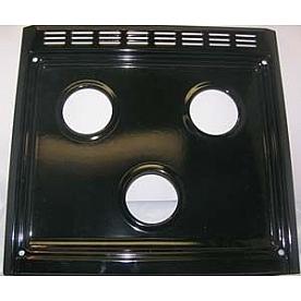 Suburban Mfg Stove Replacement Top - Black - 101997BK