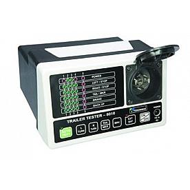 Tekonsha Trailer Wiring Circuit Tester 8010
