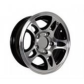 Americana Tire and Wheel Trailer Wheel 22647HWTB
