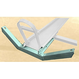 Hydralift Motorcycle Lifts/ Innovative RV Tech Motorcycle Carrier - Frame Mount Forward Tie Down TDF32