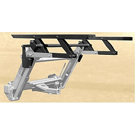 Hydralift Motorcycle Lifts/ Innovative RV Tech Motorcycle Carrier - Frame Mount Platform Adapter HLA4648