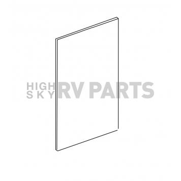 Norcold Refrigerator Door Panel 629756