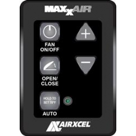 MaxxAir Ventilation Solutions Roof Vent Remote Control 00A03651K