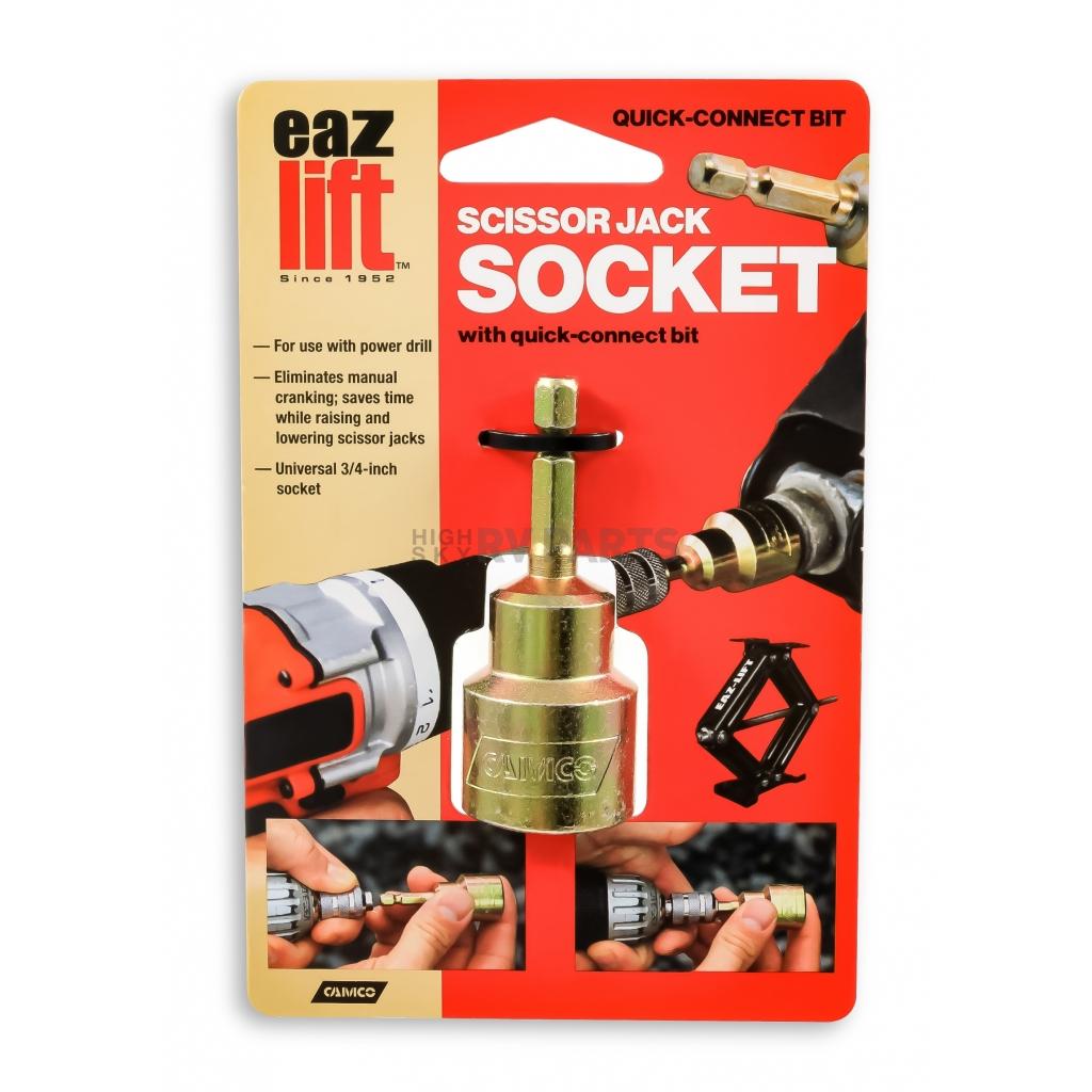 Camper Jack Crank Drill Bit Adapter 57364 Highskyrvparts Com