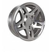 Americana Tire and Wheel Trailer Wheel 22323HWTB