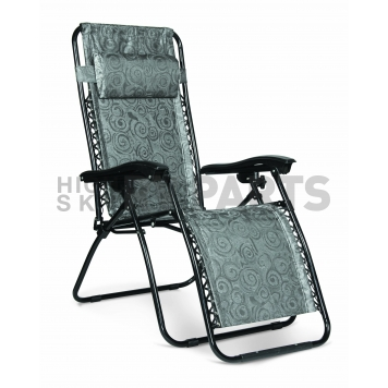 Camco Chair Recliner Black Swirl - 51810-2