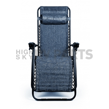 Camco Chair Recliner Black Swirl - 51810-1