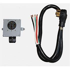 Hughes Auto Voltage Regulator Installation Kit 50A KIT