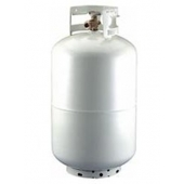 30 LP Tank Aluminum 106315