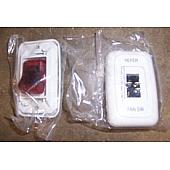 Refrigerator Fan Switch White #AH-ASY-1-1-023
