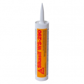 AP Products Caulk Silicone Sealant SikaSil WS-290 - 295 Milliliter Black
