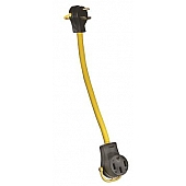 """Arcon Power Cord Adapter 90 Degree 30 - 15 Amp, 18"""" - 14372"""