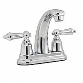 Averen Relaqua Faucet 2 Teapot Handle Chrome Plastic for Lavatory AL-4234C