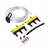 Flow-Rite Battery Filler Qwik-Fill Kit B, One Battery Kit