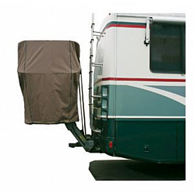 Hydralift Motorcycle Lifts/ Innovative RV Tech Motorcycle Cover HLGC42