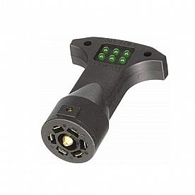 Pollak Trailer Wiring LED Circuit Tester 7 Way RV Socket