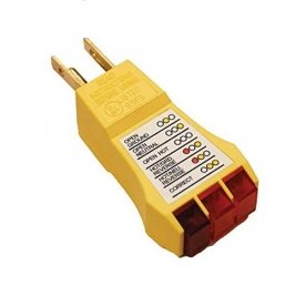 Prime Products Circuit Tester, Standard AC Outlets