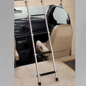 Aluminum Ladder Universal  60'' with 1'' Hook and 4 Step - 501B