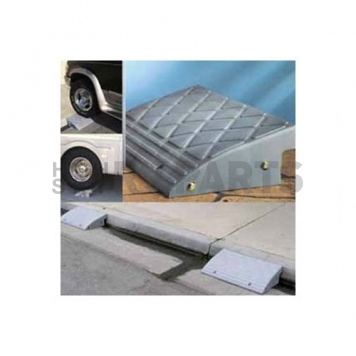 Prime Products Curb Ramp - 2000 Lbs - Single - 33-0111-1
