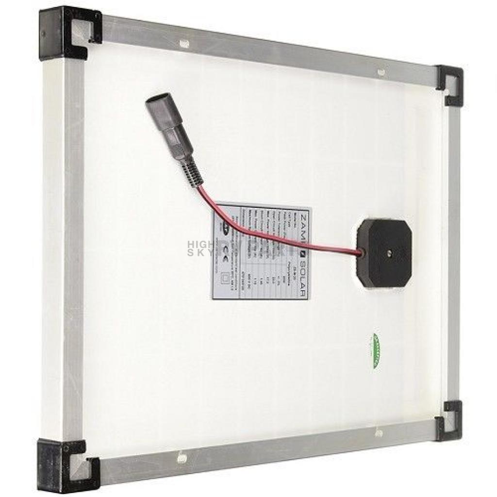 Zamp Solar Plug N Play Portable Solar Kit 20 Watt Zs 20